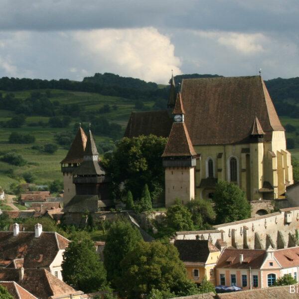 biserica fortificată Biertan