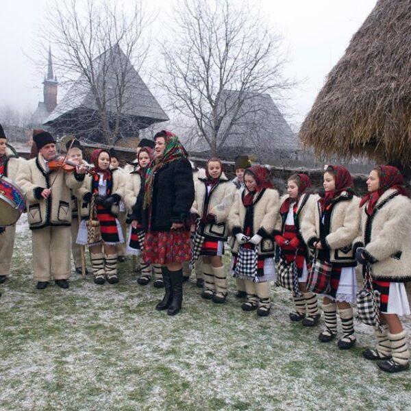 Festival de colinde În orașul Viflaim