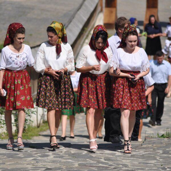 Mers pe jos în Maramureș