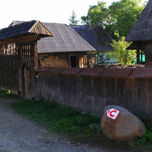 Traseul Cosau