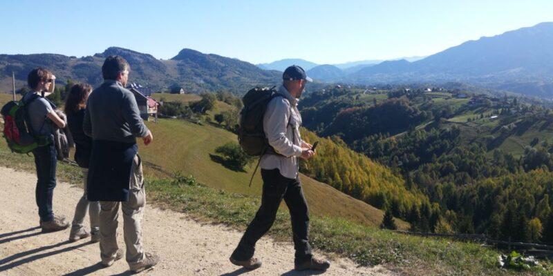 Drumeție în Parcul Național Piatra Craiului – 2 zile