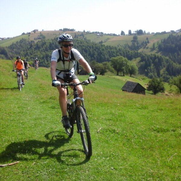 Noroc România – tură de mountainbike