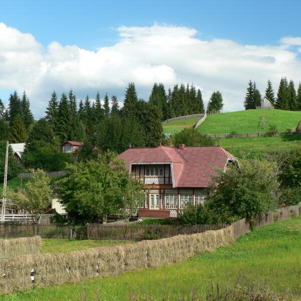 Traseu Pârâul Buciniș