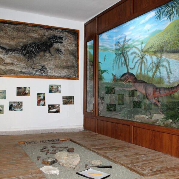 Traseul Tematic Valea Dinozaurilor