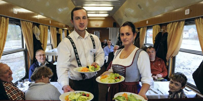 Trenul hotel Carpatia Express