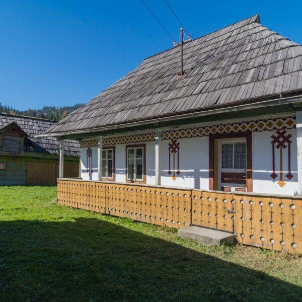 Comuna muzeu Ciocănești, Țara Dornelor