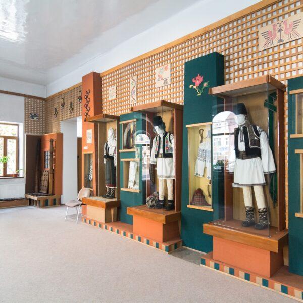 Muzeul Etnografic din Vatra Dornei