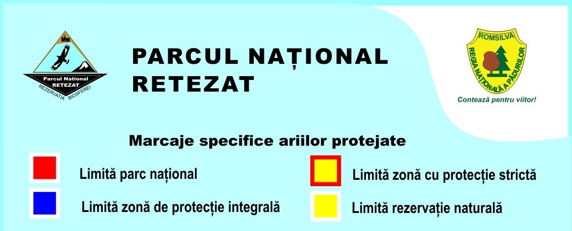 limite de arii naturale protejate