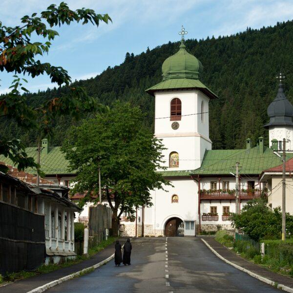 Mănăstire Agapia