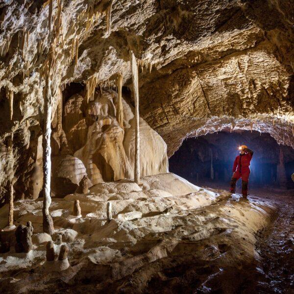 Peștera Osoi, speoturism