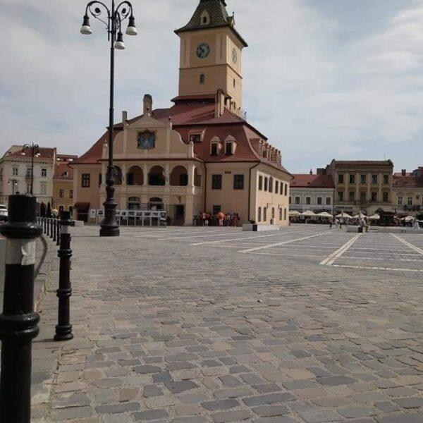Camino de România, Brașov