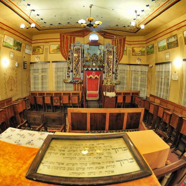 Sinagoga Meseriașilor