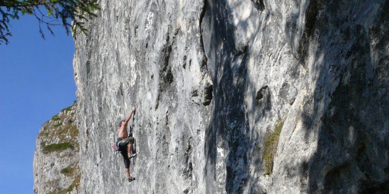 Alpinism in Cheile Bicazului - Explore Romania