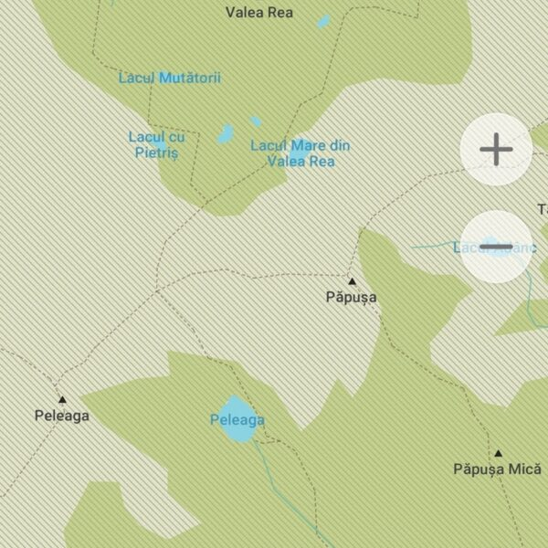 Aplicație MAPS.ME