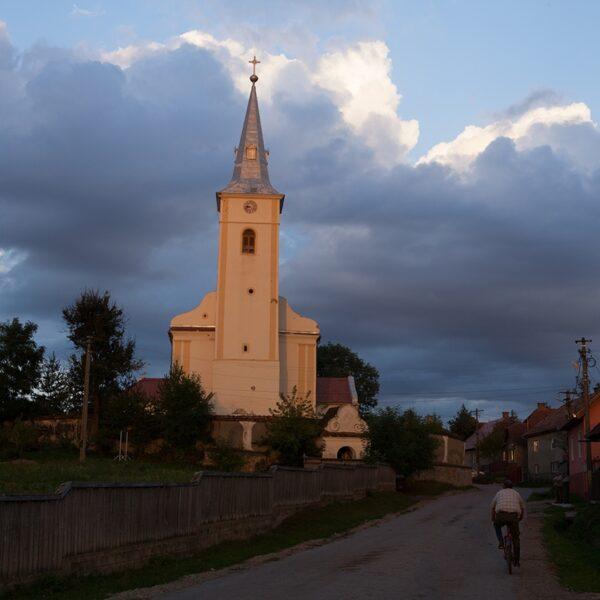 Biserica fortificată din Tușnad Sat