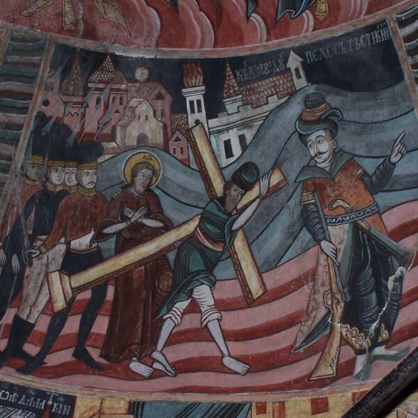 Bisericile ortodoxe pictate de fraţii Grecu