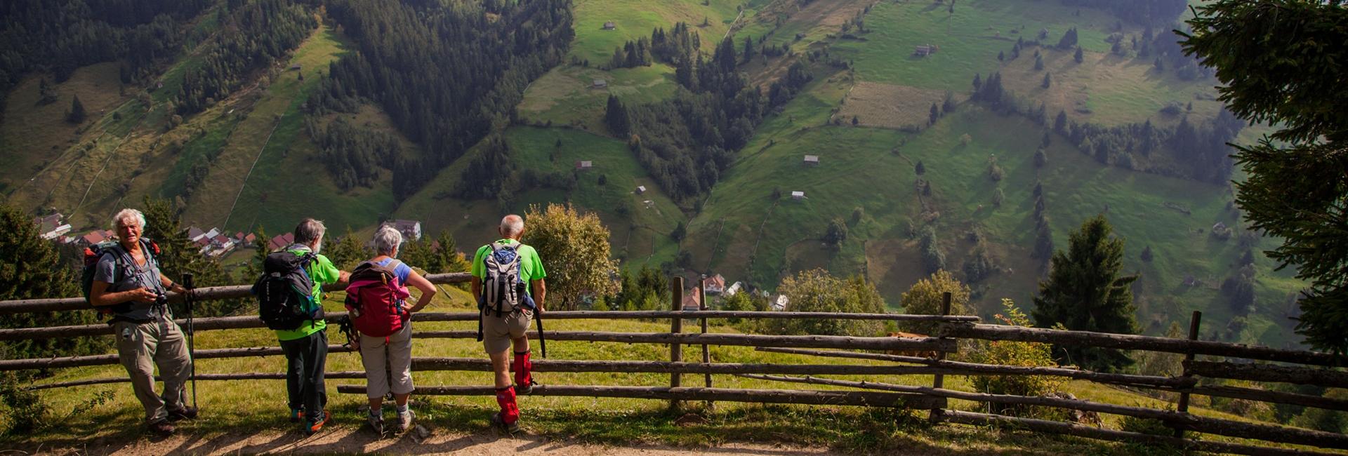 Drumeții montane prin Piatra Craiului & Bucegi