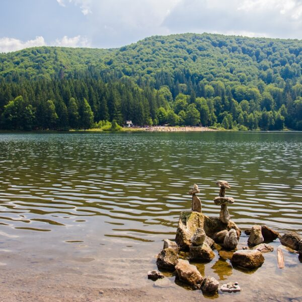 Lacul Sfânta Ana - Băile Tușnad