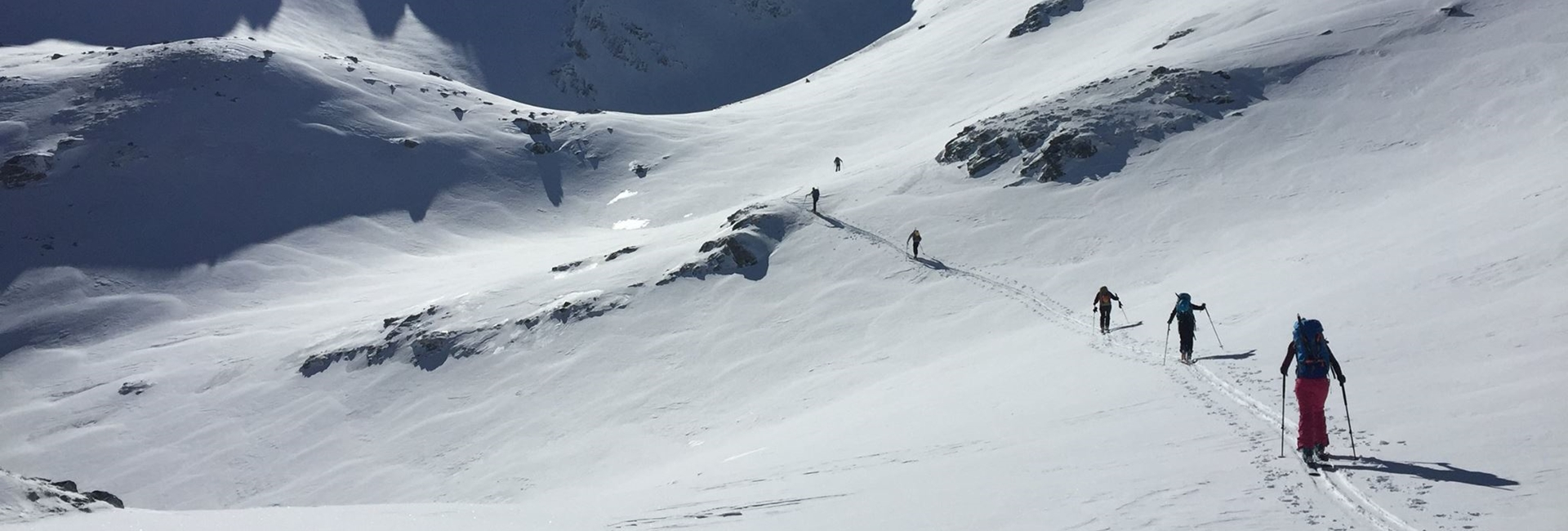 Ski de tura în munții Carpați