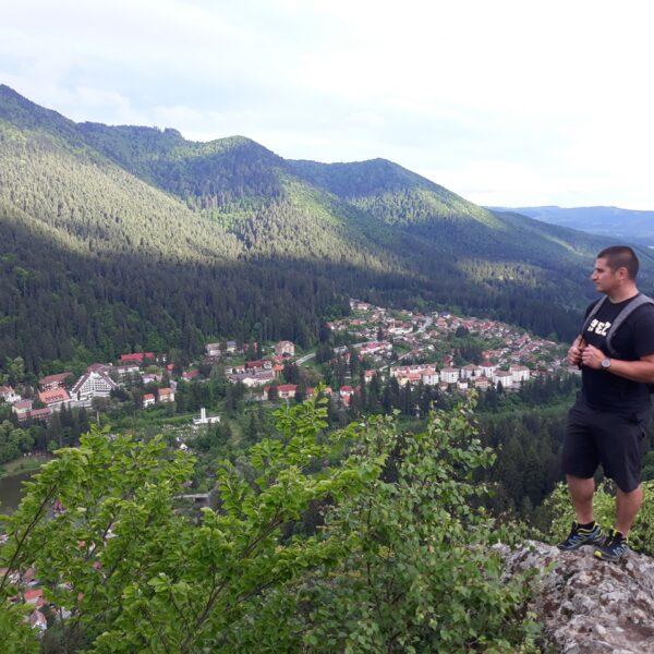 Drumeție în Băile Tușnad și împrejurimile