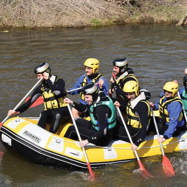 Rafting și caiac în Băile Tușnad Și Împrejurimile