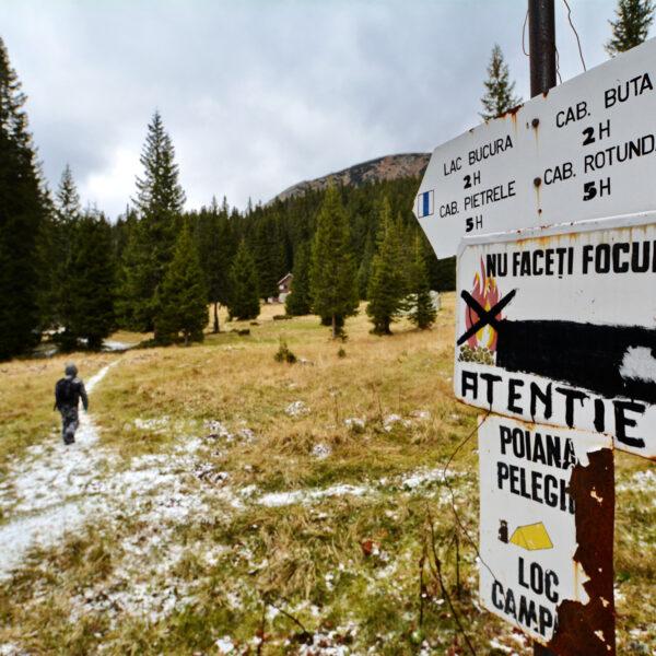 Trasee de drumeție în Retezat - Remus Suciu