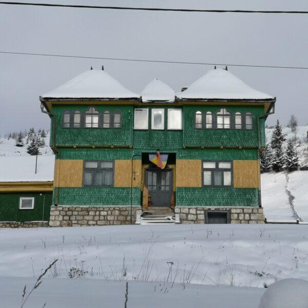 casa Fundata